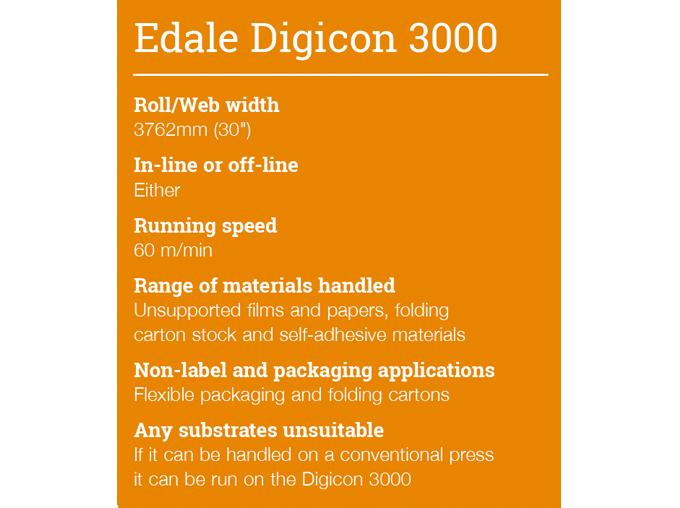 Edale Digicon 3000