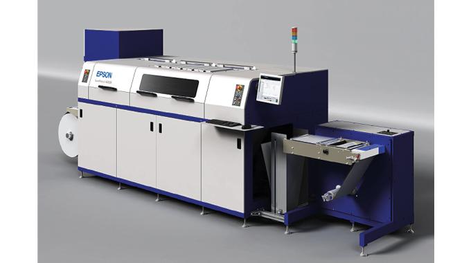 Epson SurePress L-4033