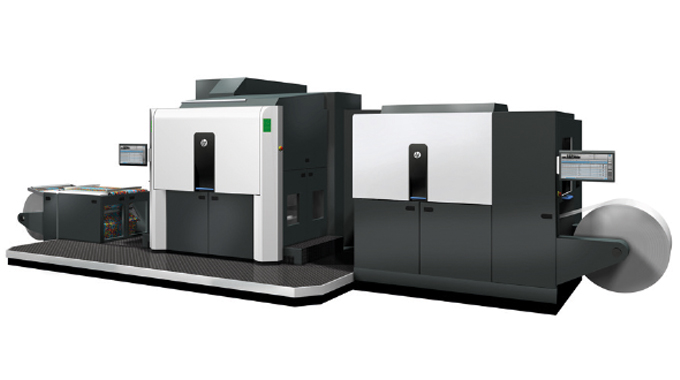 Figure 1.3 - HP Indigo 30000 Digital Printing Press Source- L&L Sep 2013