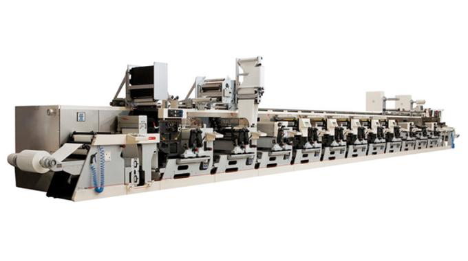 Figure 1.5 - A modern combination press (Nilpeter)