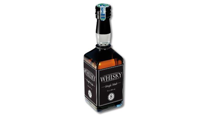 Figure 1.7 - Refilling is an ever present danger in the high value liquor market