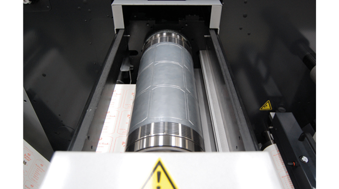 Figure 2.15 - A semi-rotary die-cutting station with full rotary option. Source- ABG International