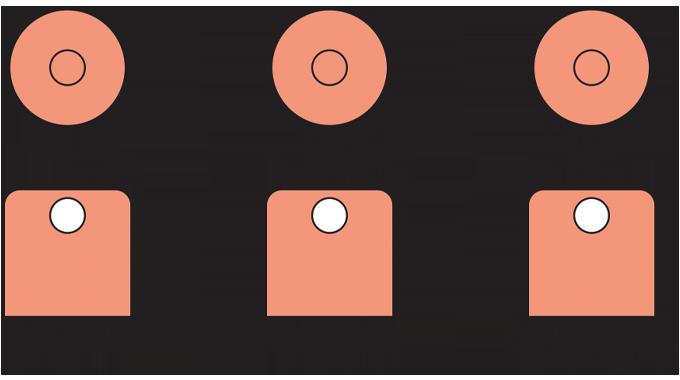 Figure 2.16 - Air blow application using a mechanic alarm