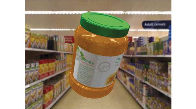 Figure 2.19 - A realistic 3D mock-up of a label design on screen. Source- Esko