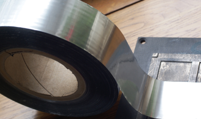 Figure 2.22 - Foil specification