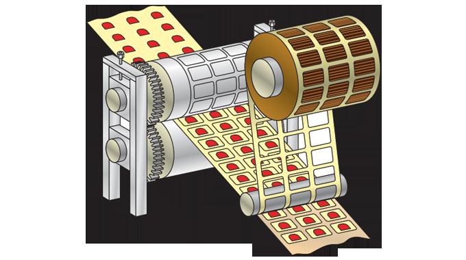 Figure 2.24 - Matrix removal unit