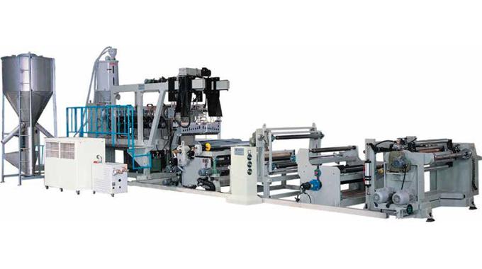 Figure 2.4 PP manufacturing machine