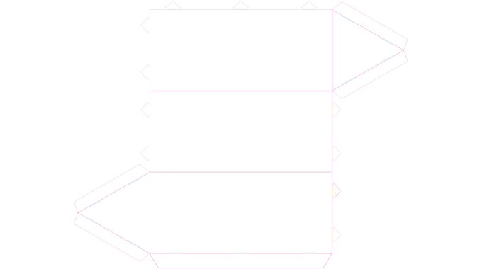Figure 2.6 - Die-lines/profiles – will provide the critical boundary within which the design is to b