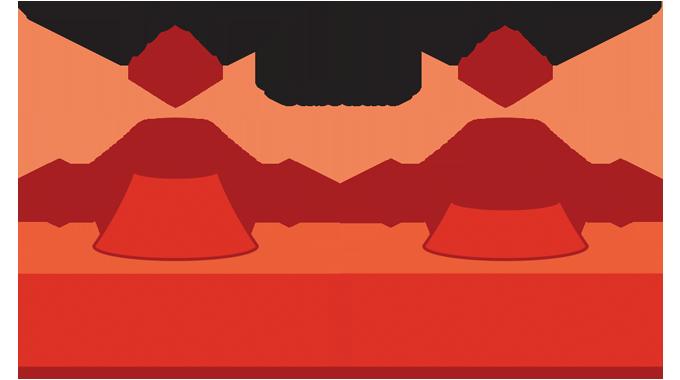 Figure 3.15 - Dot gain - half tone dot changes under pressure