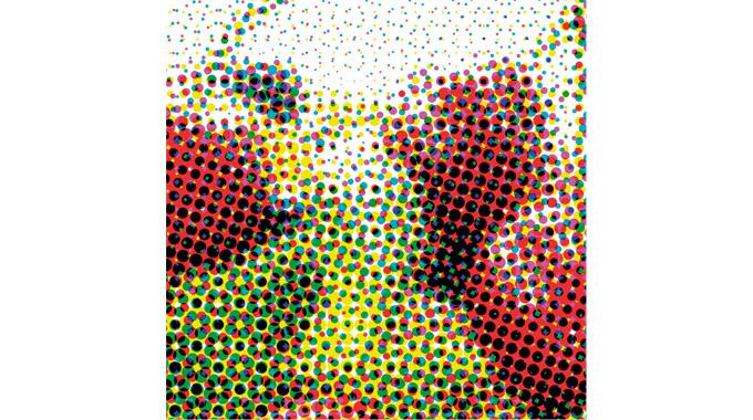 Figure 3.21 - 4-color separations