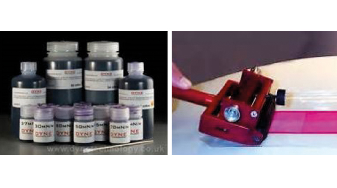 Figure 4.11 Examples of typical laboratory/press side tests. Source- Flint Group