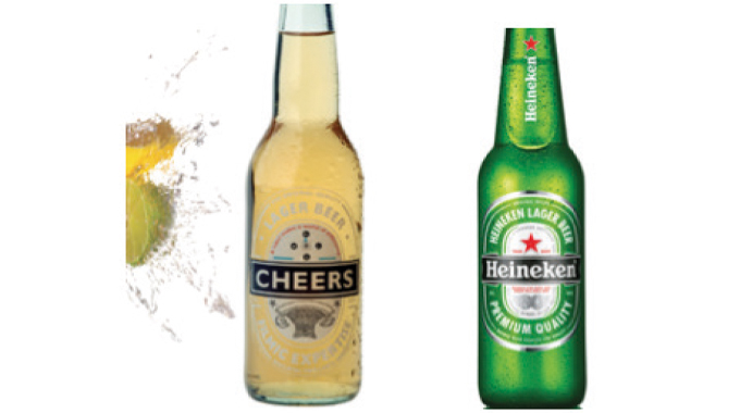 Figure 4.2 Growth in use of filmic labels with high decorative content for new premium beer sectors