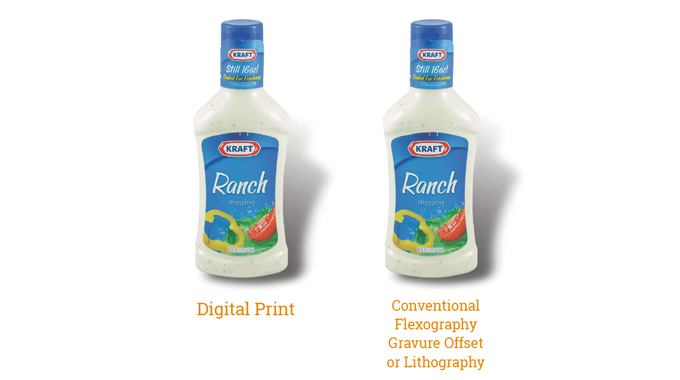 Figure 5.1 - Both conventional and digital products could end up side-by-side on the shelf so they n