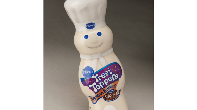 Figure 7.1 The Pillsbury Doughboy – an exceptional example of shape and graphics © 2017 Accraply, In