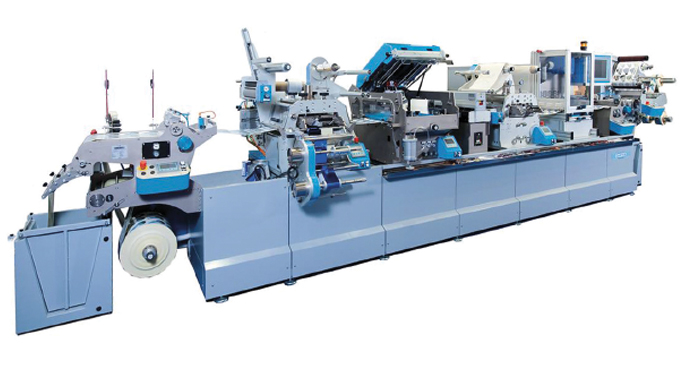Figure 7.8 - Illustration shows the Cartes GT364HSDL modular machine
