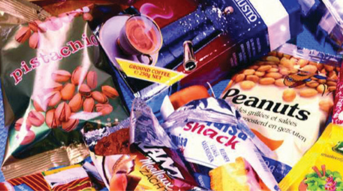 Figure 7_1 The largest market for flexible packaging is in food products and food snacks