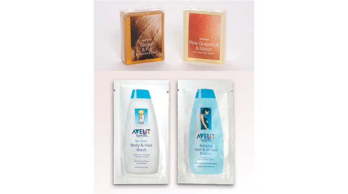Figure 7_9 Flexible packaging wraps and sachets used for beauty and personal care. Source- OPM Group