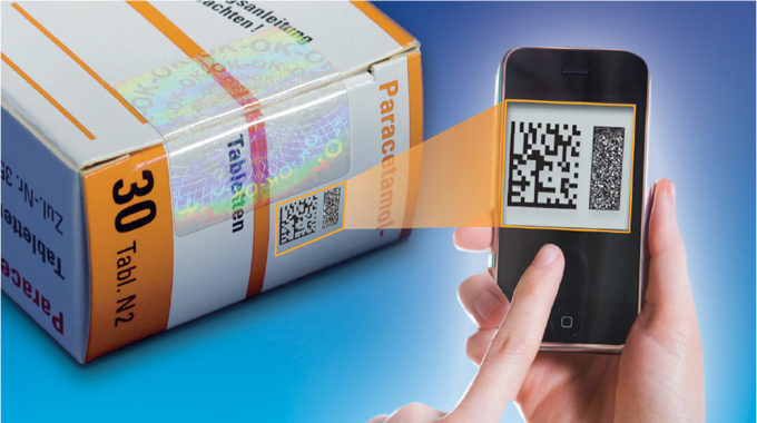 Figure 8.1 - Smart packaging is designed to provide additional useful information on a product's sta