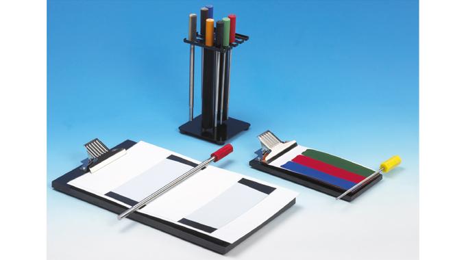 Figure 8.1 Wire bars. Source- RK PrintCoat Instruments