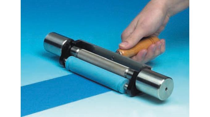 Figure 8.3 Hand roller. Source- RK PrintCoat Instruments