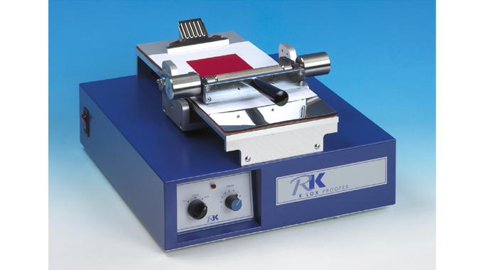 Figure 8.4 Motorized roller system. Source- RK PrintCoat Instruments