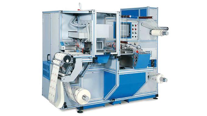 Figure 8.7 - Cartes Laser die-cutting machine