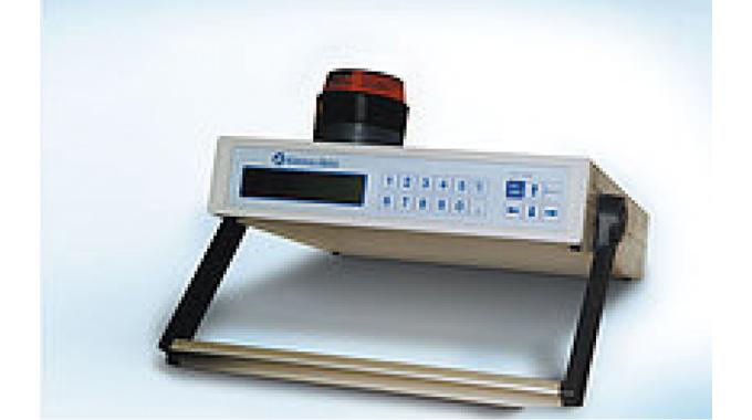 Figure 8.7 - Electronic pressure gauge