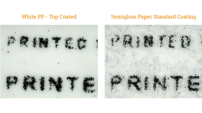 Different substrates differences