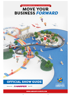 Labelexpo Europe official show guide 2019