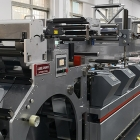 Label Source in-line flexo press at Biaoyin