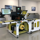 The E+L SmartScan inspection system is now fully integrated with BGM's inspection slitter rewinder technology