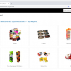 SystemConnect allows Sodexo to print labels on demand