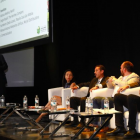 A panel session at Label Summit Latin America last year in Guadalajara, Mexico