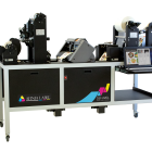 Afinia Label said DFL-220L can also be combined with the L801 digital color printer for a digital production system