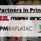 UPM Raflatac and Mark Andy have renewed their partnership in the Americas pressure-sensitive label markets