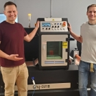 Pacific Innovations installs Anycut III laser finisher