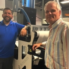 Abbott Labels has invested in a Rotoflex DLI and two Rotoflex VSI machines following 20 percent growth last year