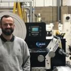 Compliance Labelling installs BGM's slitter rewinder