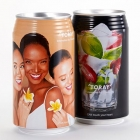 Toray Graphics has developed Prixia, a dry offset printing plate designed to deliver photorealistic imagery in two-piece beverage can printing