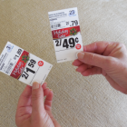 Combining Colordyne's digital printing expertise with NAStar's adhesives and materials, this partnership allows for a roll of TwoFer Shelf Tag material to be converted to duplex printed and finished tags in planogram order in a single pass