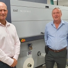 Colorscan Imaging Products has invested in a Tau 330 RSC E UV inkjet single pass press and software from Durst