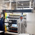 Roberts Mart & Co has installed the second, highly automated Comexi S1 DT slitter to increase production quality and productivity