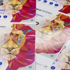 Domino and Paragon Inks have developed a full suite of varnishes specifically for overprinting on Domino's UV95 and UV90 ink sets
