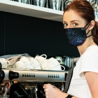 Durst produces masks at its Italian headquarters