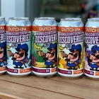 Dutch IPA has developed thousands of distinctive labels by using the HP Indigo WS6900 and the HP SmartStream Designer software