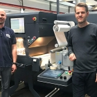 L-R: the owners of Elefantprint: Henrik Marker and Anders Nees