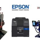 Epson has launched General Data PAC5 and LabelMill LM3612CTT label applicators designed specifically for the ColorWorks CW-C6000P