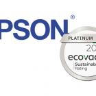 Epson awarded EcoVadis platinum status