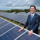 Kazuyoshi Yamamoto, president of Epson Europe