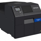 Epson launched ColorWorks C6000 series on-demand label printers